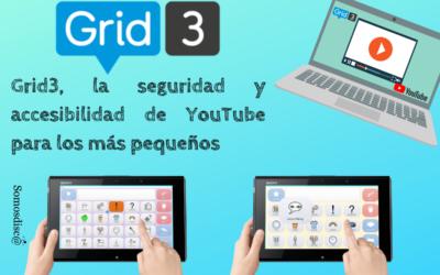 Grid3, la seguridad y accesibilidad de web para los más pequeños