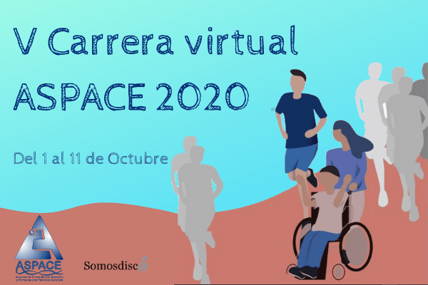 V Carrera virtual ASPACE 2020